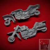 Space Marine Scout Bike Motorbike Chassis Frame